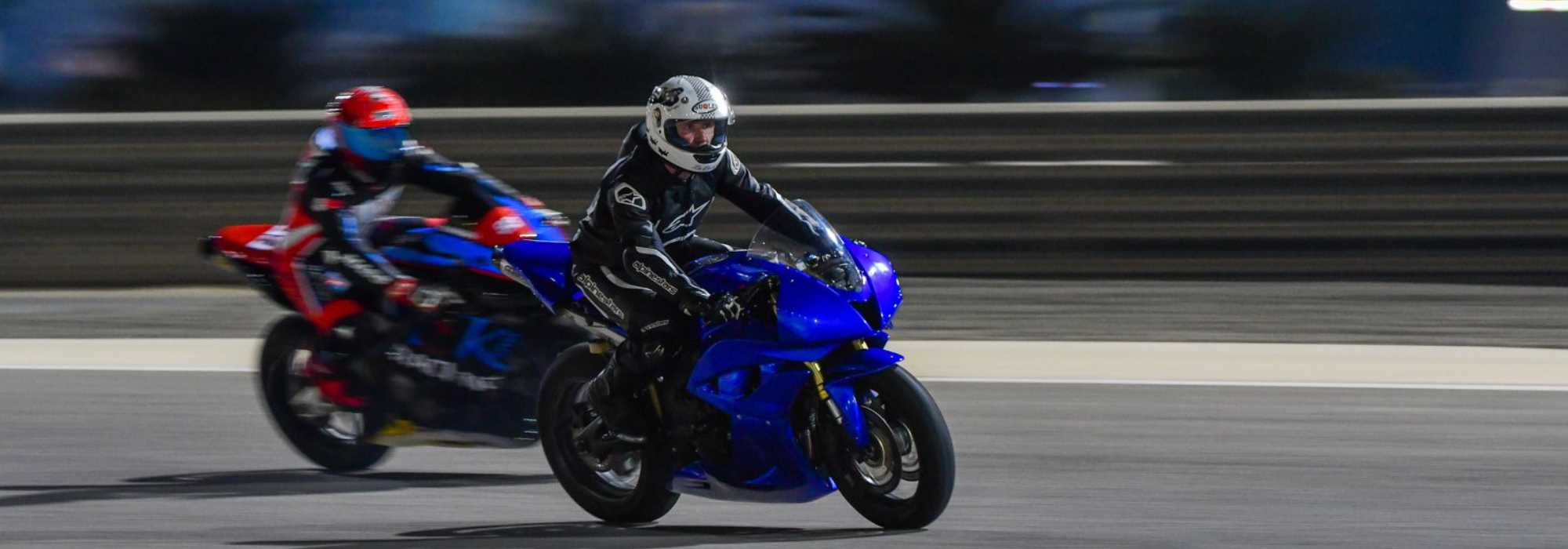 Supreme thrills for race fans at Open Track on Saturday at BIC