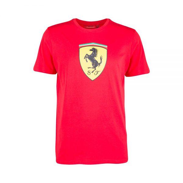 Ferrari Mens Classic Tee