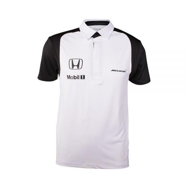 McLaren Honda Team Polo Male 2015