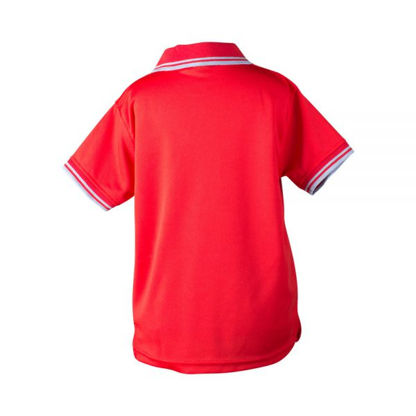 BIC Kids Polo Red
