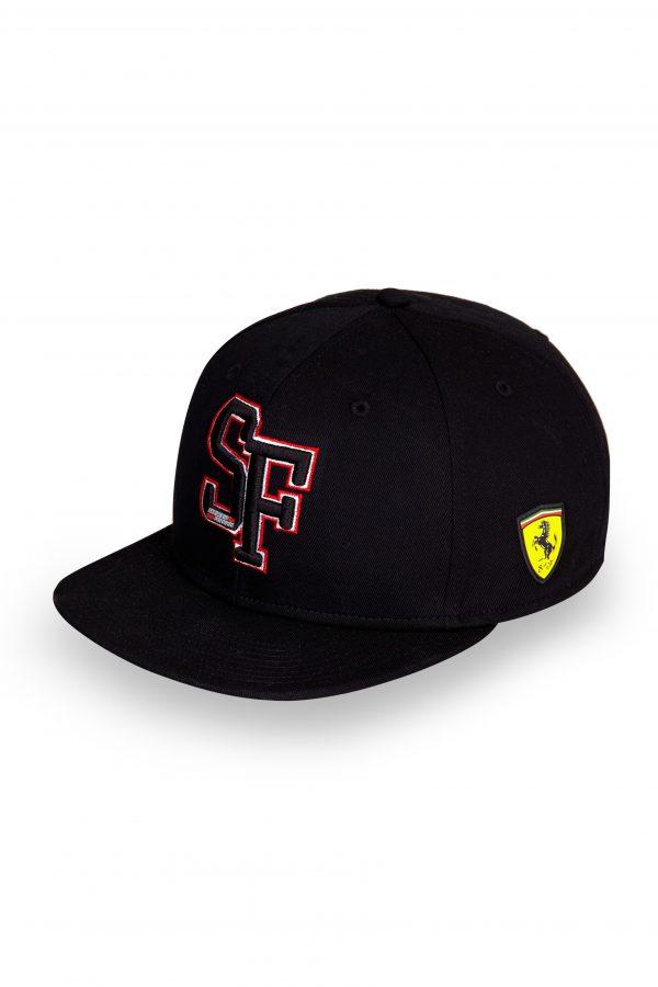 Scuderia Ferrari Flat Brim SF Cap