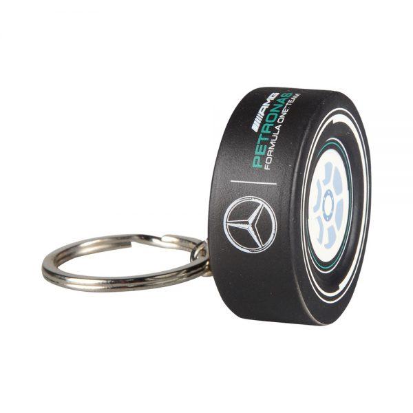 Mercedes AMG F1 Team Keyring