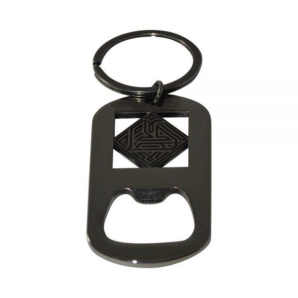 BIC Keyring bottle opener