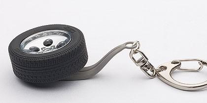 Nissan GT-R SUPER GT Wheel Keychain