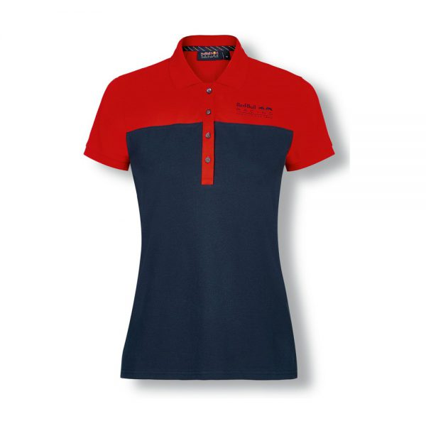 ed Bull Racing Ladies Seasonal Polo Shirt