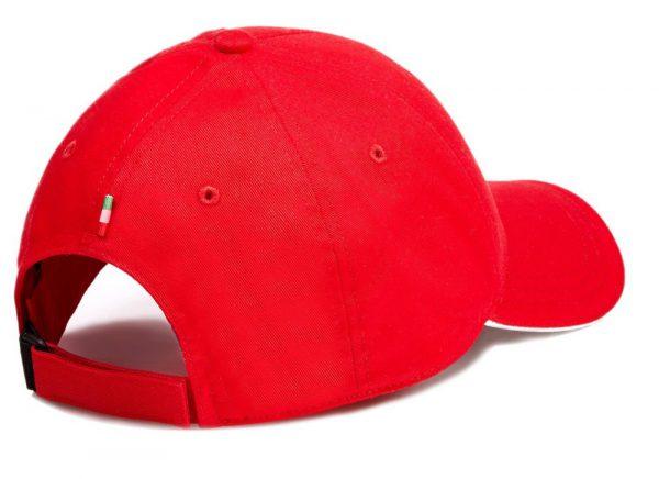 Ferrari Classic Red cap