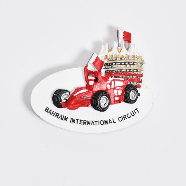 BIC F1 Car Fridge Magnet