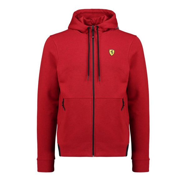2018 Scuderia Ferrari F1 Team Men Hoodie Red
