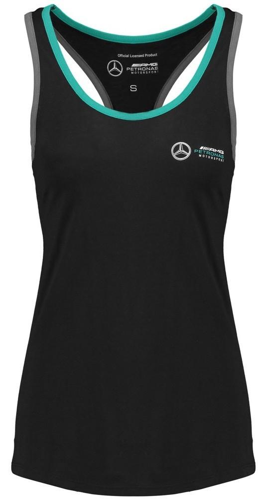 Mercedes-AMG Petronas Motorsport 2018 Women's Racerback Vest Black
