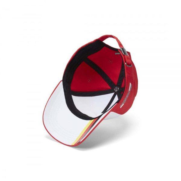 Scuderia Ferrari 2018 Formula 1 Authentic Sebastian Vettel Baseball Hat
